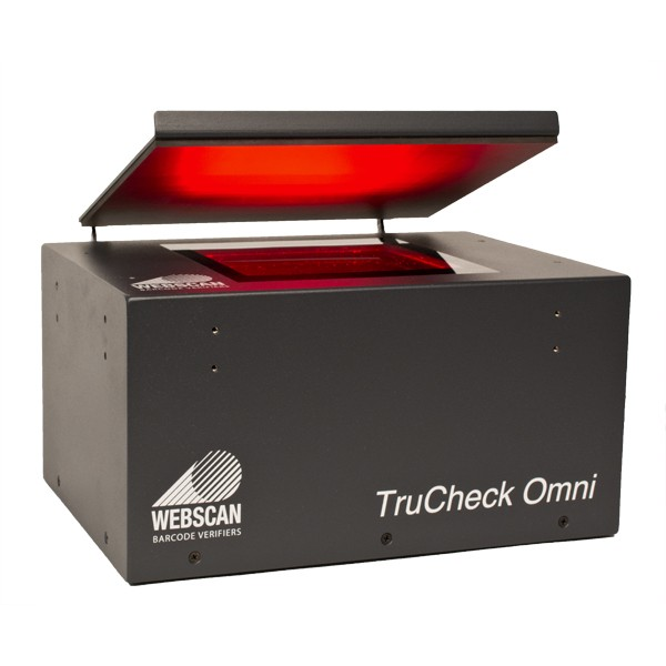 TruCheck Omni High Resolution Camera TC-833 Wide Angle 150x115mm FOV (7mil min x-dim)