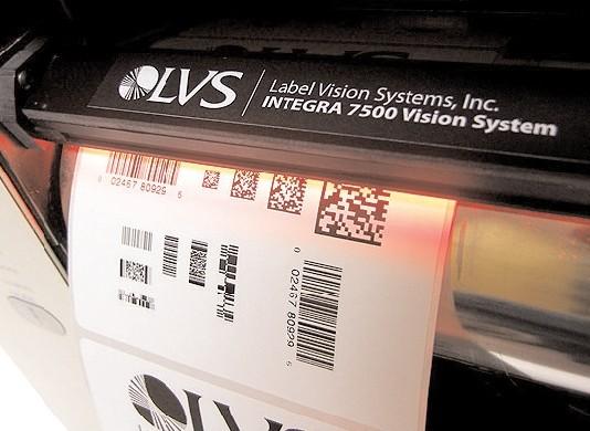 "LVS-7510 5"" SYSTEM W/LT,PRINTRONIX 5304r KIT"