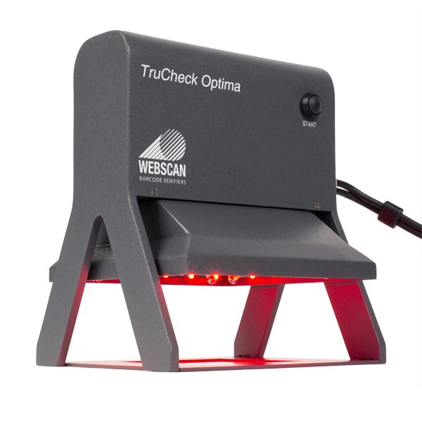 TruCheck Optima TC-834 White LED 51x38mm FOV (10mil min x-dim)